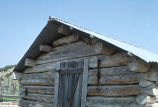 Granary gable of the Edward Frost Ranch (GCCS_CTC006_8)