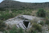 Root cellar on the Lucas Ranch (GCCS_CTC009_12)