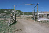 The gate into the Frost farmyard (GCCS_CHC001_12)