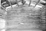 Interior view of Moroni Tanner cabin (GCCS_BRR25557_16)