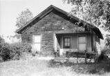 Front exterior view of the A. Raymond Tanner House (GCCS_BRR25557_2)