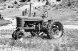 Old tractor on the Max Tanner Ranch (GCCS_BRR25557_31)