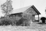 Exterior side view of the A. Raymond Tanner House (GCCS_BRR25557_4)