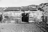 Exterior view of the barn or stable at the Charles Toyn ranch (GCCS_BRR25559_12)