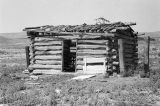 Exterior of the Phillip Paskett chicken coop (GCCS_BRR25559_16)
