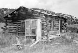 Exterior of the Ross Rytting Ranch cabin (GCCS_BRR25559_21)