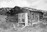 Exterior of the Ross Rytting Ranch cabin (GCCS_BRR25561_1)
