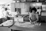 Kathleen and Angie Tanner making donuts (GCCS_BCF231196_12_14)