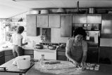 Kathleen and Angie Tanner making donuts (GCCS_BCF231196_12_15)