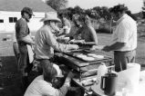 Fourth of July outdoors pancake breakfast served by the Oakley Arts Council (GCCS_BCF231196_14_2)