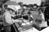 Fourth of July outdoor pancake breakfast served (GCCS_BCF231196_14_9)