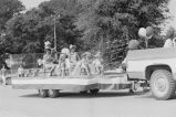 Float in the 4th of July parade (GCCS_BCE25500_10)