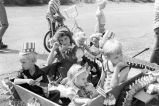 Children's float in the Fourth of July Parade (GCCS_BTC25505_5)