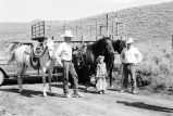 Doug, Max, and Tom Tanner in front of truck (GCCS_BTC25584_12)