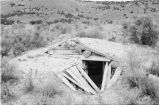 Root cellar on the Papworth/Lucas Ranch (GCCS_BTC25590_26)