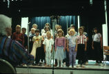 Vocal number by Grouse Creek school children during the 4th of July variety show (GCCS_CCE015_20)