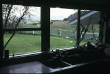View of fields from Doug Tanner ranch kitchen sink (GCCS_CCE020_11)