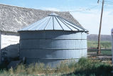 Metal silo on Simplot site (GCCS_CDR001_2)