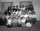 Group of female Intermountain School students;