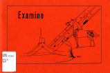 Intermountain School literary publication titled: Examine;