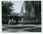 Photograph of J. Bracken Lee's home in Price, 1948;