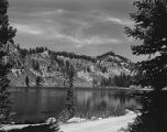 Tony Grove Lake, Logan Canyon, Utah, between 1940 and 1995;