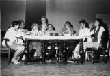 "Mendon Theatrical Society play ""New Fires"",1960's"