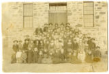 Children of the Rock School, 1895