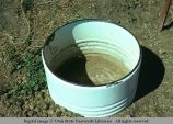 Watering tub, Holbrook, Idaho, 1975