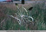 Waterwheel, near Idaho Falls, Idaho, 1980