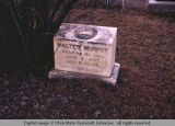 Gravemarker, Pocatello, Idaho, 1971