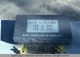 Gravemarker, Winnemucca, Nevada, 1977