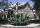 Stone house, Bountiful, Utah, 1970