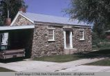 Stone house, Farmington, Utah, 1971