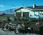 Property entrance, Logan, Utah, 1976