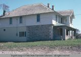 Remodeled stone house, Mendon, Utah, 1970