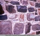 Rubble stone masonry, Cache Valley, Utah, 1970