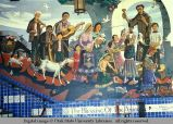 Blessing on the Animals mural, Boyle Heights, Los Angeles, California, 1978