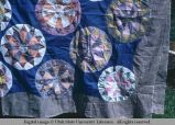 Multi-point star quilt, Moab, Utah, 1953