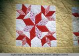 Four hands 'round quilt, Moab, Utah, 1953