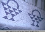 Basket quilt, Livingston, Montana, 1972