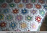 Honeycomb quilt, Livingston, Montana, 1972