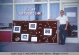 Rawhide process and tools display, Wendover, Utah, 1968