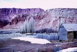 Panoramic view, between Bicknell and Loa, Utah, 1973