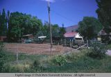 Farmyard, Elba, Idaho, 1968