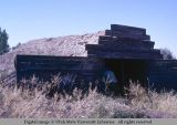 Potato cellar, Blackfoot, Idaho, 1971