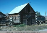 Shed, Pleasantville, Idaho, 1978