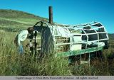 Sheep camp, east of Rogerson, Idaho, 1975