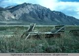 Hay rack, Willard, Utah, 1977