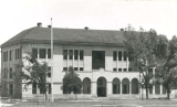 Animal Science building, circa 1923